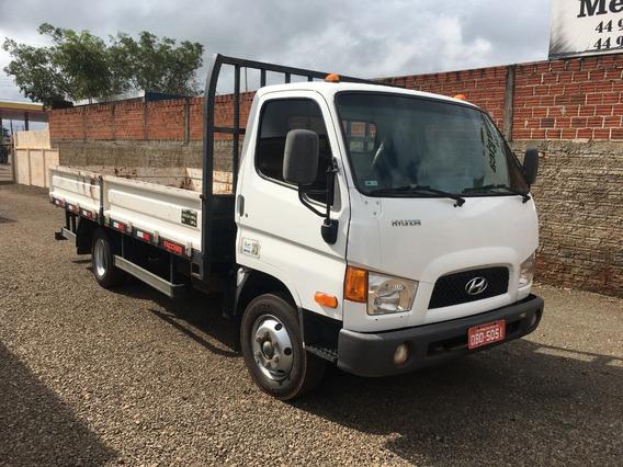 Caminhão Hyundai Hd78 2012 Com Carroceria - Caminhão 3/4