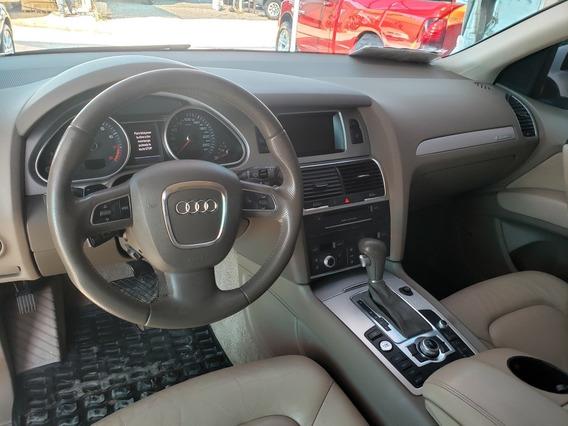 Audi Q7 4.2 Fsi Elite 350hp At 2010