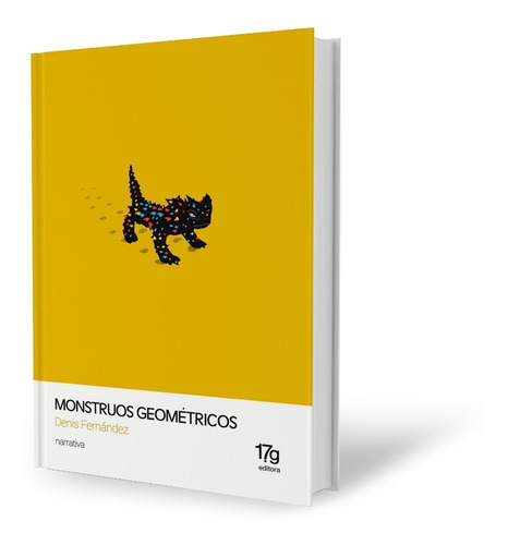 Imagen 1 de 2 de Denis Fernández - Monstruos Geométricos