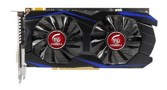 Placa De Vídeo Gtx950 2 Gb Veineda Gddr5 Nvidia 4k Clear Gpu
