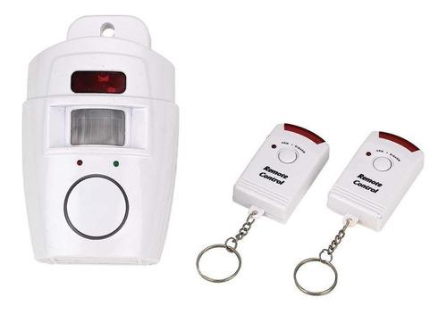 Alarma Domiciliaria Inalambrica Sensor Kit Control Remoto F