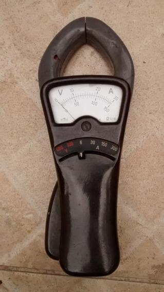 Volt-amperimetro De Alicate