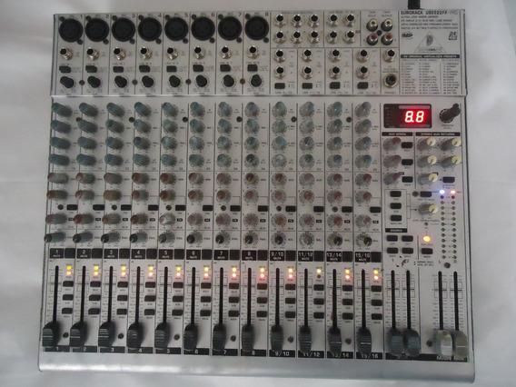 Mesa De Som Behringer Ub 2222 Fx Pro