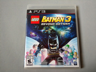 Lego Batman 3 Original Para Ps3