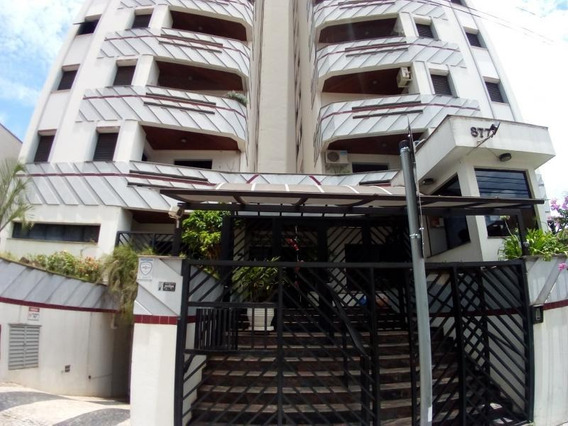 Apartamento Para Venda Em Piracicaba, São Dimas, 3 Dormitórios, 1 Suíte, 3 Banheiros, 1 Vaga - Ap260