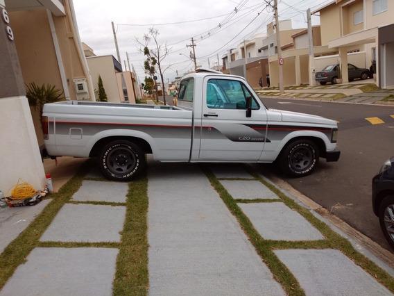 Chevrolet C20 Deluxe Ano 89