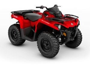 Can-am 450 Ho