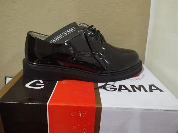 Zapatos De Charol Gama 30 Y 31 Mx