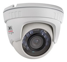 Câmera Dome Jfl Chd-1120m Ip66 Ir 20m 1mp 720p Lente 2,8mm
