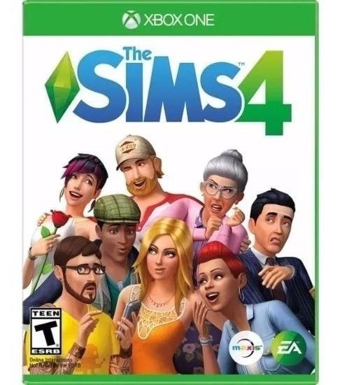 The Sims 4 Xbox One - Código De 25 Dígitos - Envio Imediato