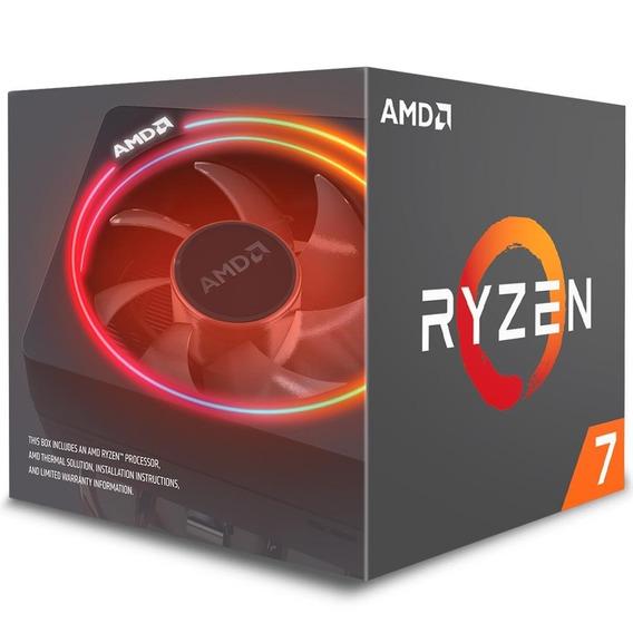 Processador Amd Ryzen 7 2700x Cache 20mb Am4
