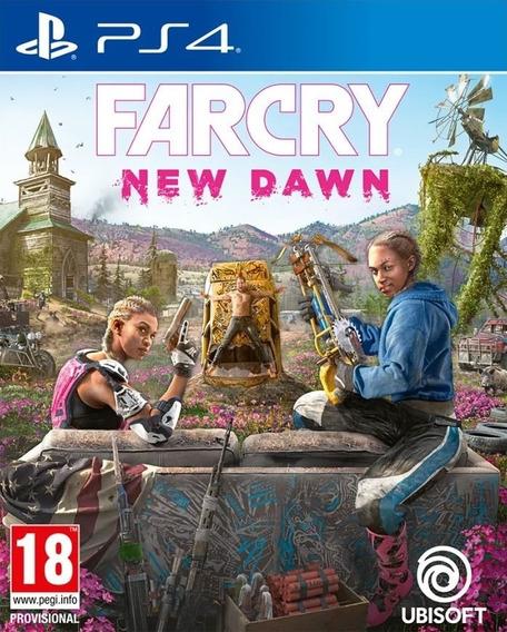 Far Cry New Dawn Ps4 Locação 15dias Português