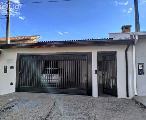 Imagem 1 de 9 de Casa Térrea Excelente Localização,fácil Acesso A Rodovia,e Ao Centro Comercial - Indaiatuba Sp - Ca05151 - 68450468