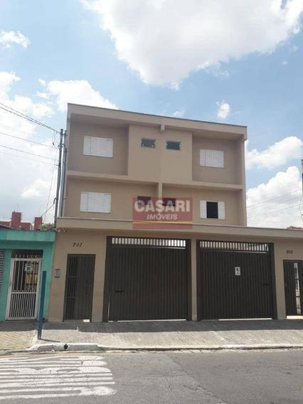 Kitnet Com 1 Dormitório Para Alugar, 35 M² - Rudge Ramos - São Bernardo Do Campo/sp - Kn0286
