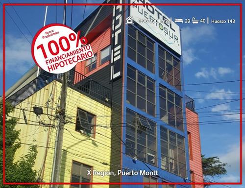 Excelente Hotel En Puerto Montt