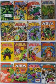 Incrível Hulk 1983 Abril 34 Hq Gibi Raríssimo Frete Grátis