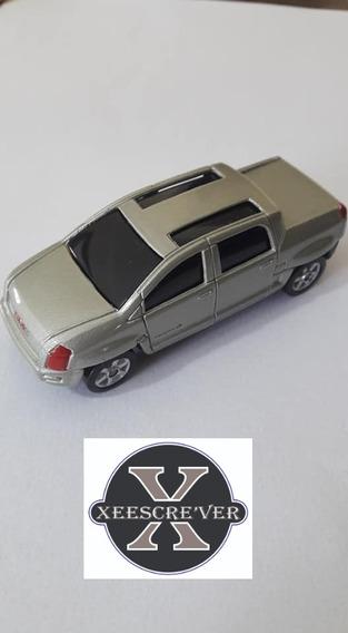 Gmc Terra 4 Concept Pickup 2002 Prata Masto
