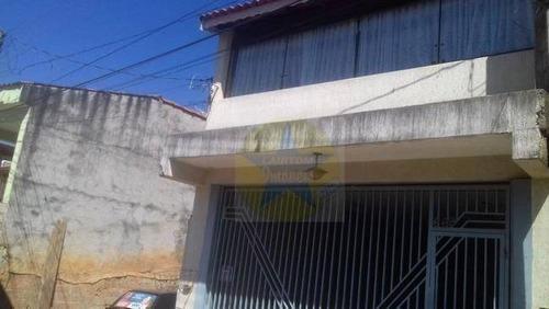 Casa Residencial À Venda, Jardim Imperial, Atibaia - Ca0174. - Ca0174