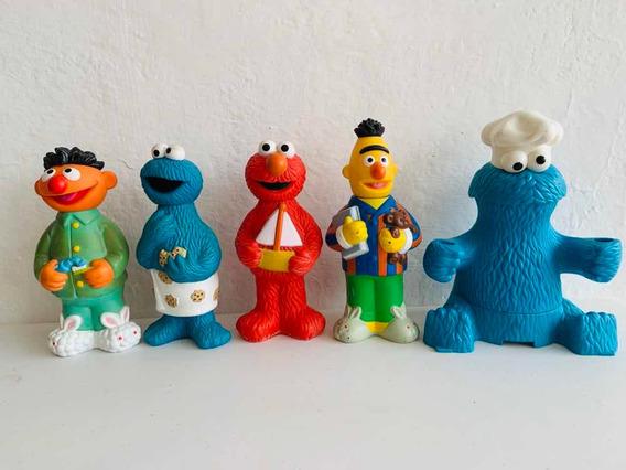 Contenedores Shampoo Envase Vacio Muppets Usado 656ju