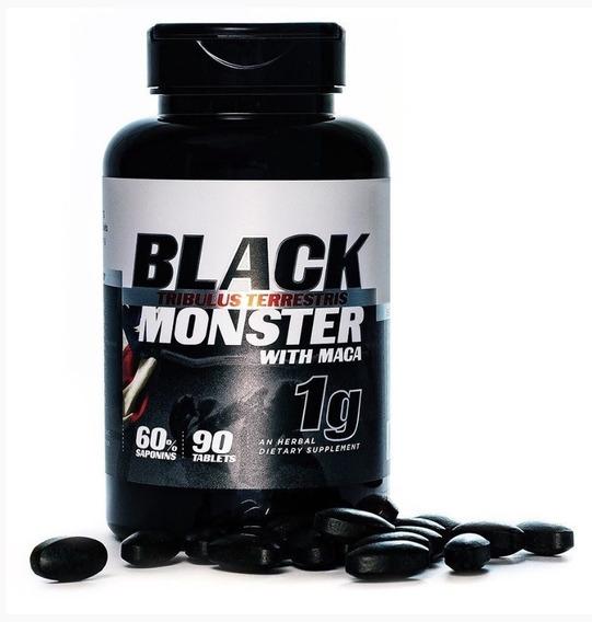 Tribulus Terrestris Black Monster Com Maca 1000 Mg Usa