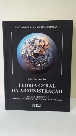 Teoria Geral Da Administração 2ª Edição