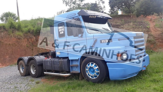 Scania T 113 360 1997 6x2 Top Line