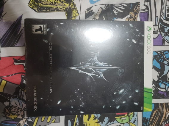 Final Fantasy Xiii 13 Collectors Edition