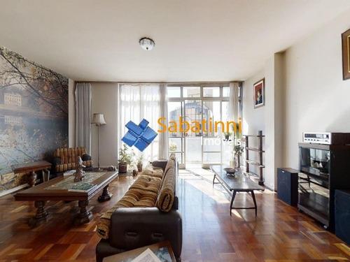Imagem 1 de 30 de Apartamento A Venda Em Sp Hihgienópolis - Ap04881 - 69486433