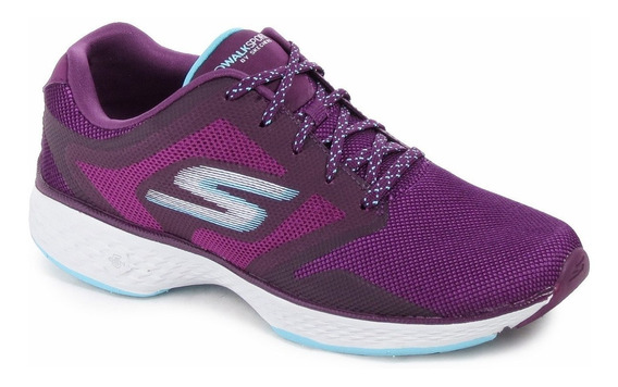 Zapatillas Skechers Go Walk Sport Mujer Caminata Goga+
