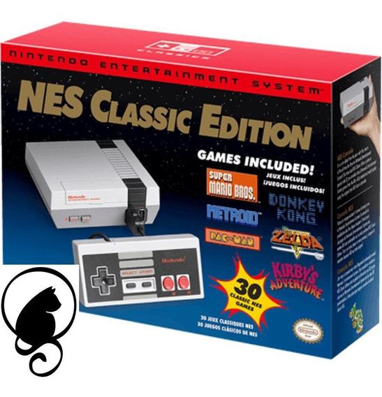 Nes Classic Edition Nintendo Original Nintendinho Mario