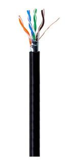 Cable Red Utp Blindado Ftp 5e 100%cobre Exterior Descargas