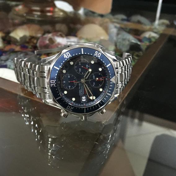 Omega Seamaster 007 James Bond Automátic Cavalo Grande Rolex