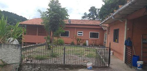 Chácara Com 3 Dormitórios À Venda, 4000 M² Por R$ 650.000,00 - Joaquim Egídio - Campinas/sp - Ch0479