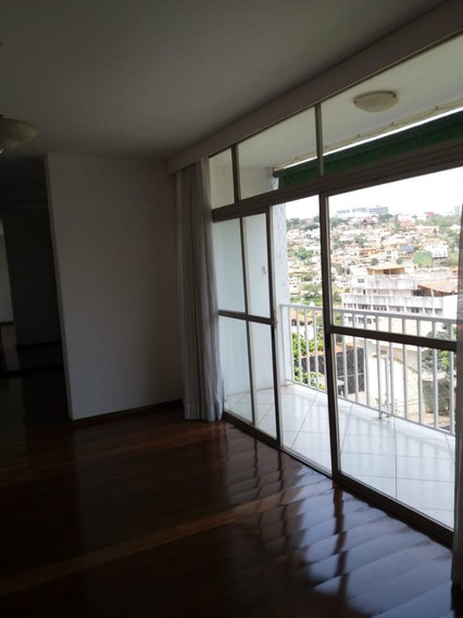 Apartamento Com 4 Quartos Para Comprar No Santa Lúcia Em Belo Horizonte/mg - 3524