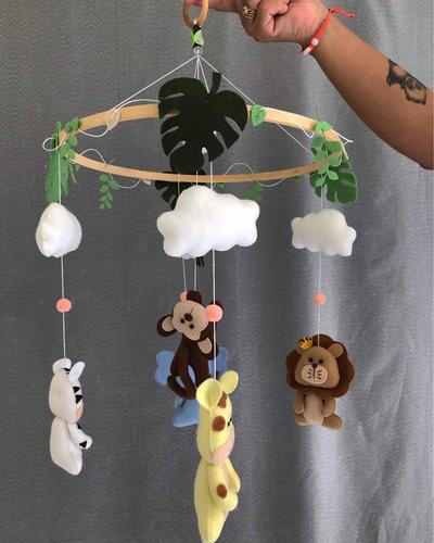 Móbile Safari Baby