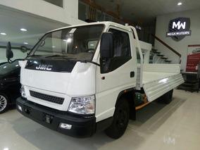 Camión Jmc N900 Motor Isuzu 2.8 115 Hp