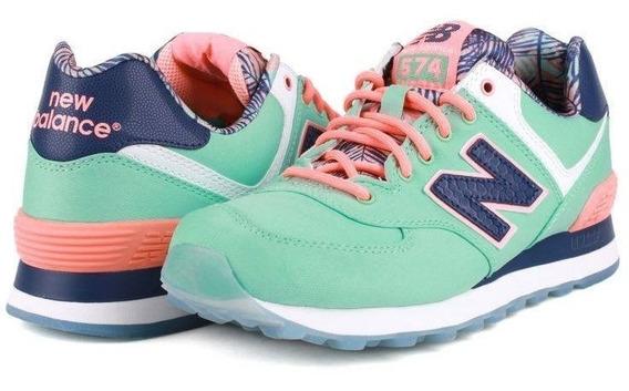 Zapatillas New Balance 574 Hombre Y Mujer Mercadoenvios Gts