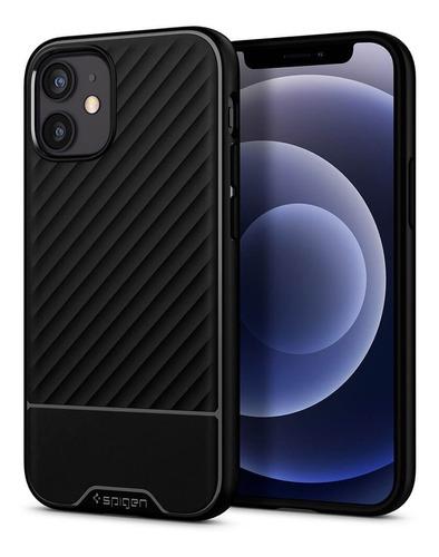 Funda Spigen iPhone 12 Mini Core Armor Black