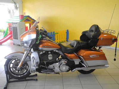 Harley-davidson Touring Ultra Glide Limited