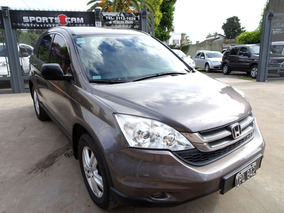 Honda Cr-v 2.4 Lx At 4wd