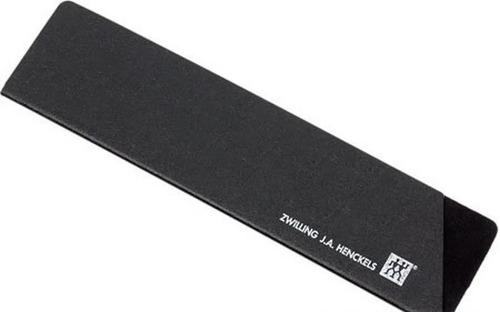 Bainha De Faca Protetor Preto Flexível 130x5x22mm - Zwilling