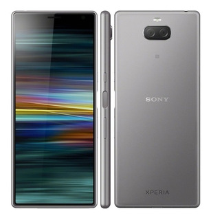 Smartphone Sony Xperia 10 Plus I3223 Lte 1 Sim 6.5 Prata