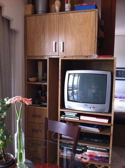 Apartamento Para Aluguel Por R$3.000,00/mês - Vila Clementino, São Paulo / Sp - Bdi16029