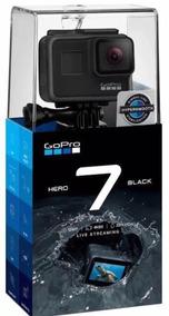 Gopro Hero 7 Black 12mp Wi-fi 4k 100% Original