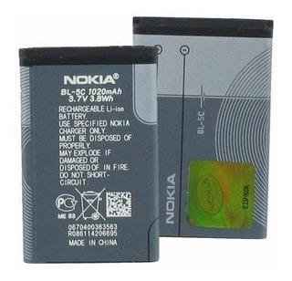 Bateria Bl-5c Celular Nokia