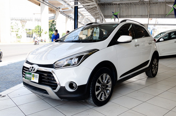 Hyundai Hb20x Premiun 2016 Automatico,top,baixo Km,garantia