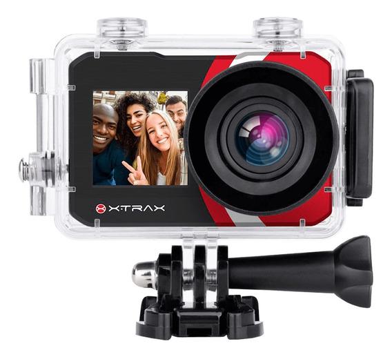 Câmera Xtrax Selfie 16mp Tela Frontal 1.3 Traseira 2.0 4k