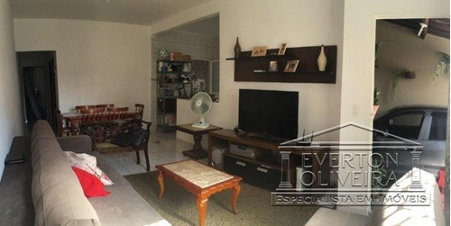 Casa - Jardim Santa Marina - Ref: 10814 - V-10814