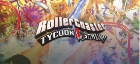 Rollercoaster Tycoon 3 Platinum Pc Original Envio Grátis Sg