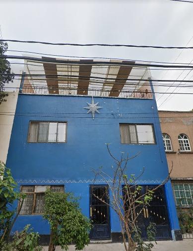 Remates Casa Col Narvarte Poniente $2,373,500.00